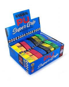 Karakal PU Super Grip Multi - New Look Box of 24