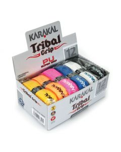 Karakal PU Super Tribal Grip pack of 6 or pack of 12