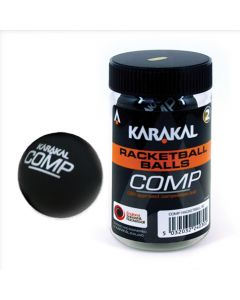 Karakal Competition Racketball SQ57 Balls