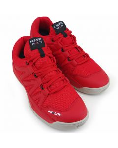 Karakal KF ProLite Red Court Shoe