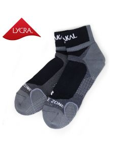 Karakal Mens X4-Technical Ankle Sock - Black