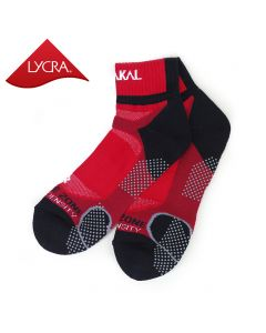 Karakal Mens X4-Technical Ankle Sock - Red