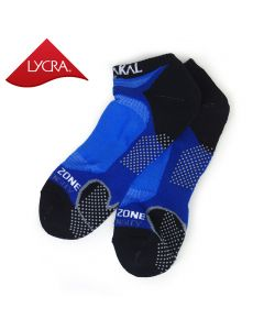 Karakal Mens X4-Technical Trainer Sock - Blue