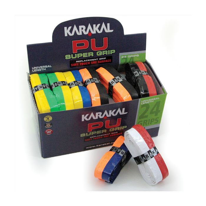 Karakal PU Super Grip Duo - Box of 24