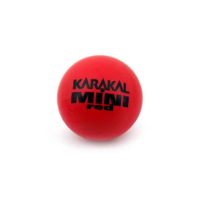 Karakal Mini Foam Red Starter Tennis Balls