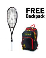 Karakal Air Touch Squash Racket with FREE BackPack