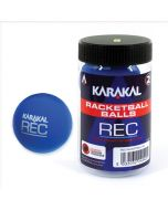 Karakal Recreation Squash 57 (Racketball) Balls