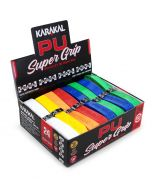 Karakal PU Super Grip Assorted - New Look Box of 24