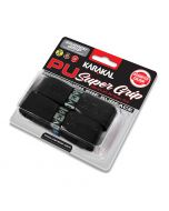 Karakal PU Super Grip Black - Pack of 2