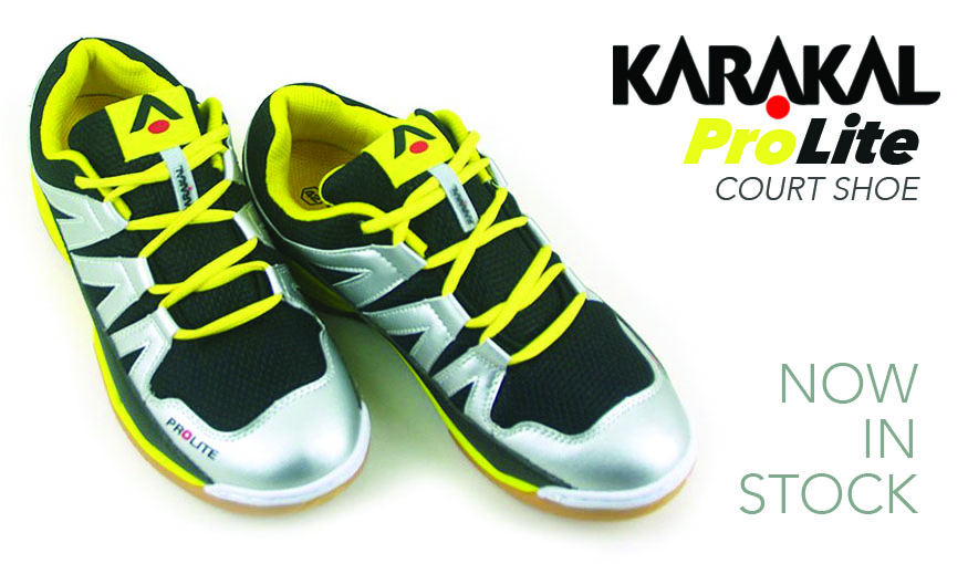 prolite court shoe