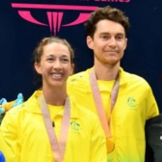 Commonwealth Gold for Camo and Donna