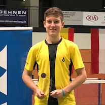 Ethan Triumphs in the Ruhr