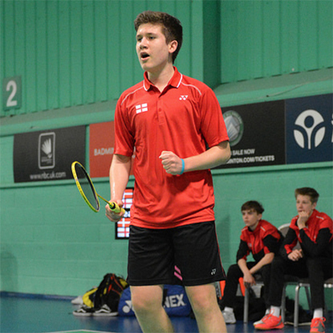 Badminton 6 Nations (U17)