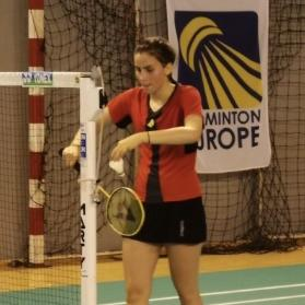 Aimie is Double Welsh National Champion