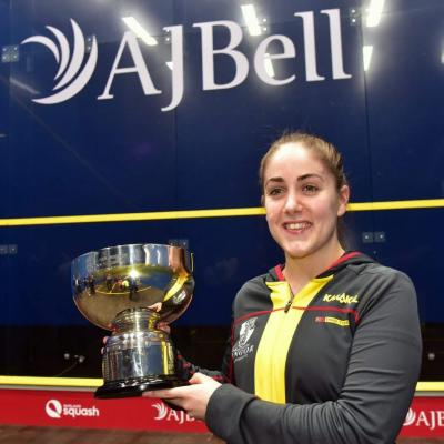 Tesni Retains Her British Title