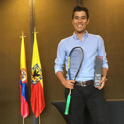 Erick crowned Colombian National Champion