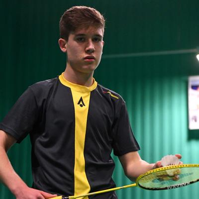 2019 French U17 Badminton International.