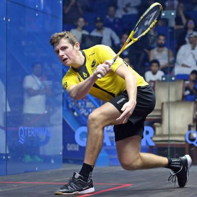 Lobban Topples World No.4