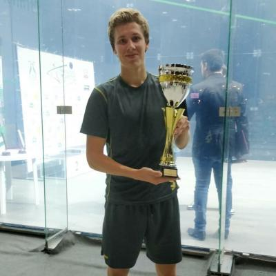 Jami is Champion in Moscow