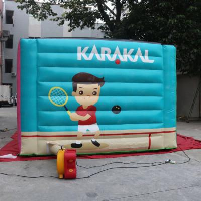 Karakal's first Mini Squash Court