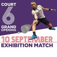 Court 6 Grand Opening