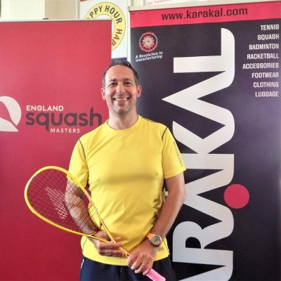 Karakal British Masters Semi Finals
