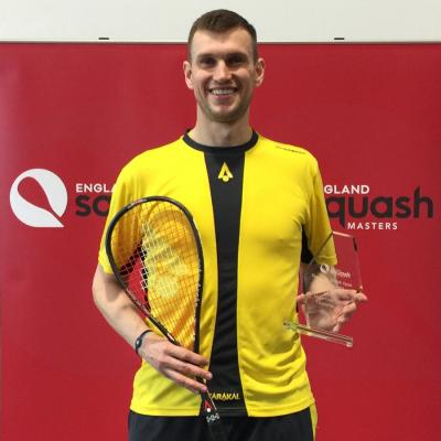 Phil Nightingale's Karakal Masters Victory