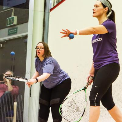 Squash Girls Can Coach