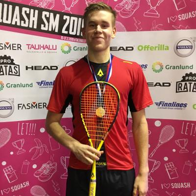 Miko Claims Finnish National Title