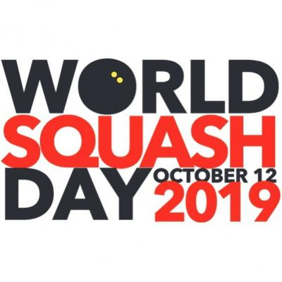 World Squash Day is fast approaching