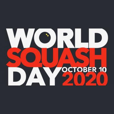 World Squash Day to take place on October 10, 2020!