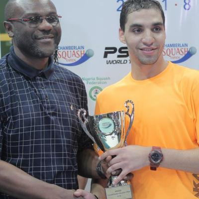 5th PSA title for Zahed Mohamed