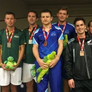 WSF World Doubles Squash
