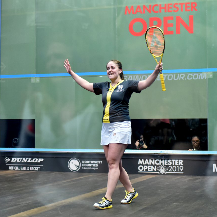 Evans's Huge Comeback to reach Manchester Open Final
