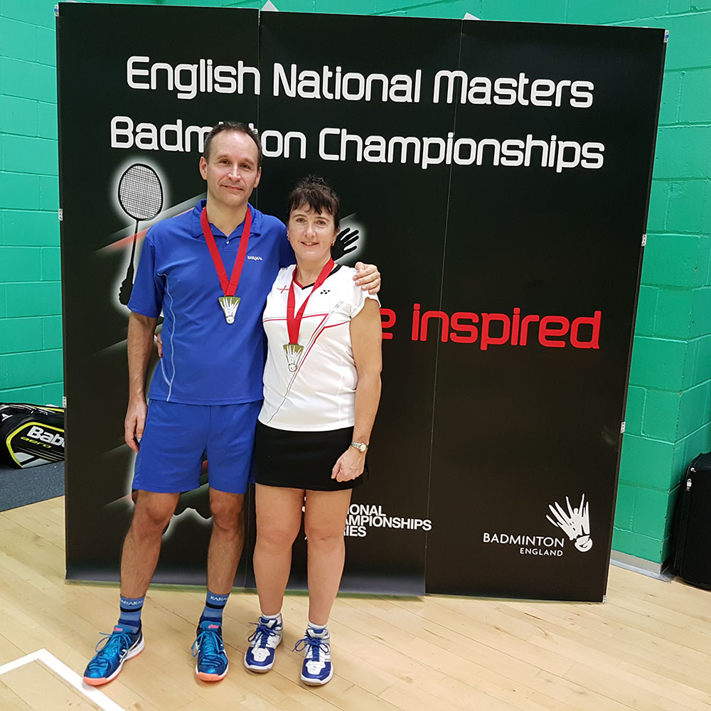 English Masters Badminton
