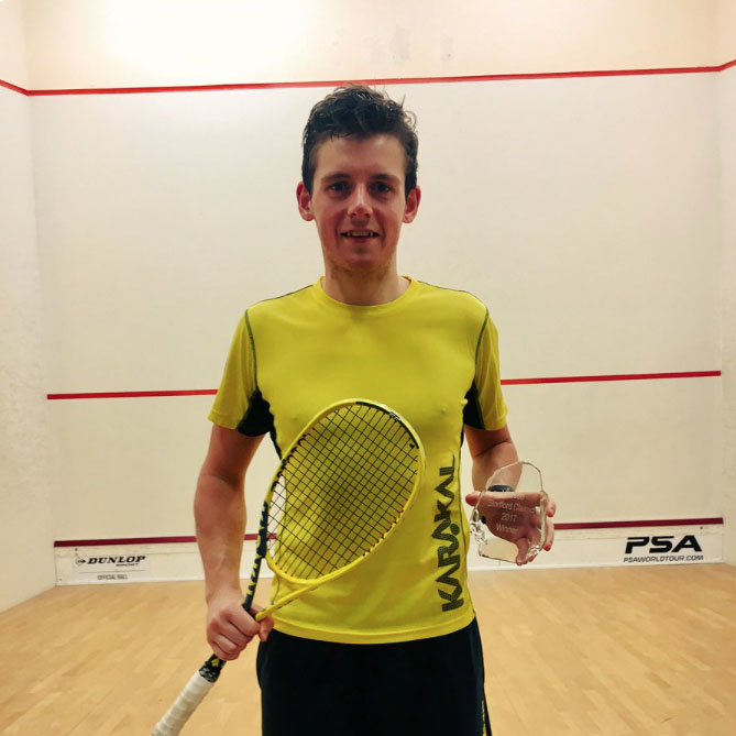 Lobban Triumphs in Bishop's Stortford