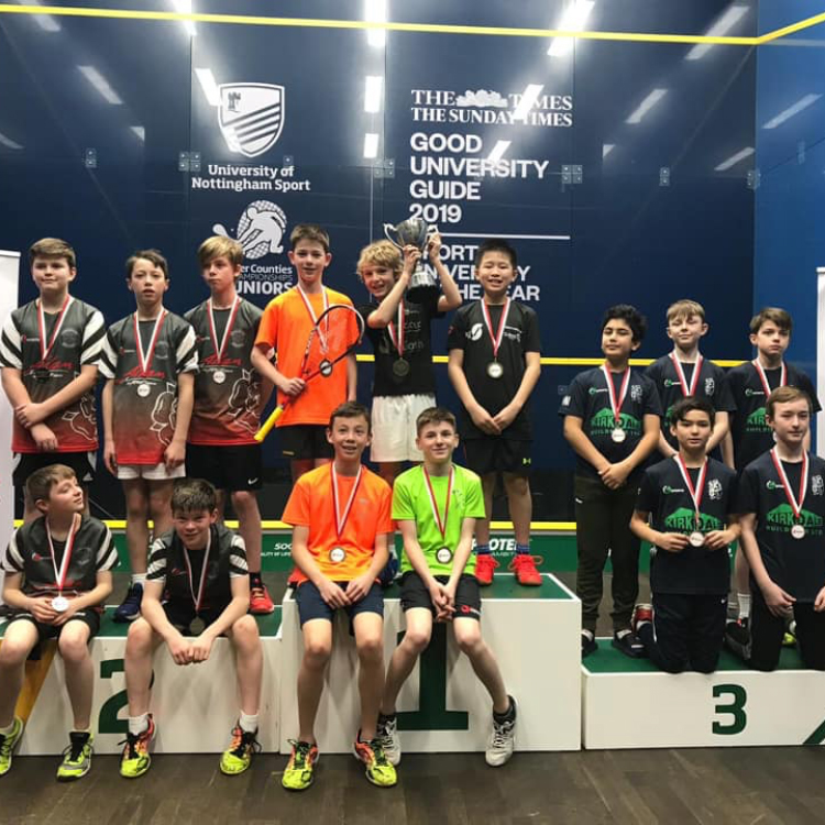 National Junior Inter Counties Squash Championships